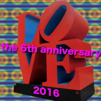 "Happy anniversary! ""鉄魂式?"""